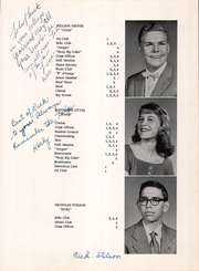 Page 13, 1958 Edition, Otego High School - A Te Gen Yearbook (Otego, NY) online yearbook collection