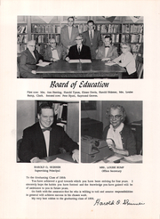 Page 8, 1958 Edition, Otego High School - A Te Gen Yearbook (Otego, NY) online yearbook collection