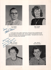 Page 9, 1958 Edition, Otego High School - A Te Gen Yearbook (Otego, NY) online yearbook collection
