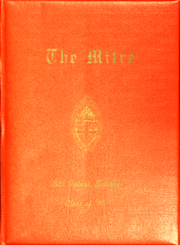 1956 Edition, St Peters School - Mitre Yearbook (Peekskill, NY)