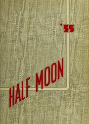 1955 Edition, Tappan Zee High School - Half Moon Yearbook (Piermont, NY)