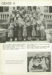 Page 14, 1956 Edition, Tappan Zee High School - Half Moon Yearbook (Piermont, NY) online yearbook collection