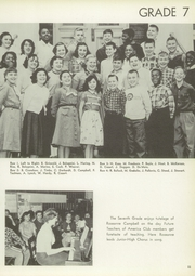 Page 15, 1956 Edition, Tappan Zee High School - Half Moon Yearbook (Piermont, NY) online yearbook collection