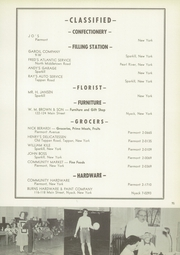 Page 75, 1956 Edition, Tappan Zee High School - Half Moon Yearbook (Piermont, NY) online yearbook collection
