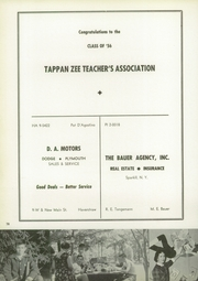 Page 82, 1956 Edition, Tappan Zee High School - Half Moon Yearbook (Piermont, NY) online yearbook collection