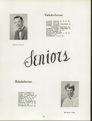 Page 11, 1956 Edition, Hammond Central School - Spotlight Yearbook (Hammond, NY) online yearbook collection