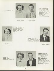 Page 13, 1956 Edition, Hammond Central School - Spotlight Yearbook (Hammond, NY) online yearbook collection