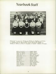 Page 6, 1956 Edition, Hammond Central School - Spotlight Yearbook (Hammond, NY) online yearbook collection