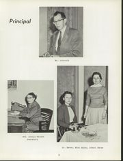 Page 9, 1956 Edition, Hammond Central School - Spotlight Yearbook (Hammond, NY) online yearbook collection