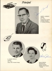 Page 11, 1959 Edition, Hammond Central School - Spotlight Yearbook (Hammond, NY) online yearbook collection