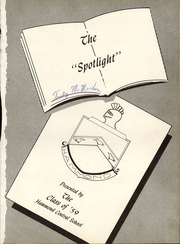 Page 5, 1959 Edition, Hammond Central School - Spotlight Yearbook (Hammond, NY) online yearbook collection
