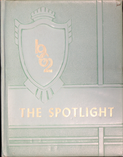 Hammond Central School - Spotlight Yearbook (Hammond, NY) online yearbook collection, 1962 Edition, Page 1