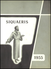 Page 5, 1955 Edition, St Anthony of Padua High School - Siquaeris Yearbook (Watkins Glen, NY) online yearbook collection