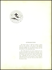 Page 7, 1955 Edition, St Anthony of Padua High School - Siquaeris Yearbook (Watkins Glen, NY) online yearbook collection