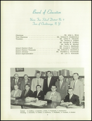 Page 12, 1958 Edition, Sloan High School - Forum Yearbook (Sloan, NY) online yearbook collection