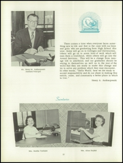 Page 16, 1958 Edition, Sloan High School - Forum Yearbook (Sloan, NY) online yearbook collection