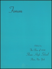 Page 6, 1958 Edition, Sloan High School - Forum Yearbook (Sloan, NY) online yearbook collection