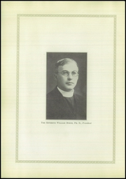 Page 10, 1927 Edition, Aquinas Institute - Arete Yearbook (Rochester, NY) online yearbook collection