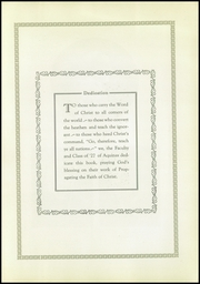 Page 11, 1927 Edition, Aquinas Institute - Arete Yearbook (Rochester, NY) online yearbook collection