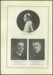 Page 12, 1927 Edition, Aquinas Institute - Arete Yearbook (Rochester, NY) online yearbook collection