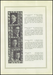 Page 17, 1927 Edition, Aquinas Institute - Arete Yearbook (Rochester, NY) online yearbook collection