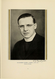 Page 10, 1939 Edition, Aquinas Institute - Arete Yearbook (Rochester, NY) online yearbook collection