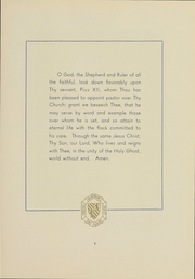 Page 6, 1939 Edition, Aquinas Institute - Arete Yearbook (Rochester, NY) online yearbook collection