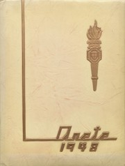 Aquinas Institute - Arete Yearbook (Rochester, NY) online yearbook collection, 1948 Edition, Page 1