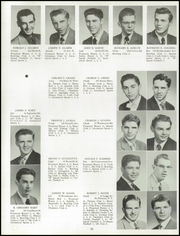 Page 36, 1952 Edition, Aquinas Institute - Arete Yearbook (Rochester, NY) online yearbook collection