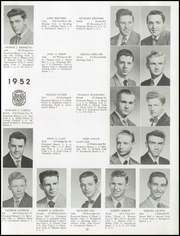 Page 39, 1952 Edition, Aquinas Institute - Arete Yearbook (Rochester, NY) online yearbook collection