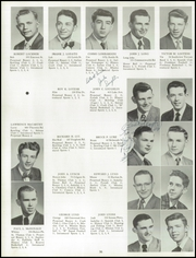 Page 40, 1952 Edition, Aquinas Institute - Arete Yearbook (Rochester, NY) online yearbook collection