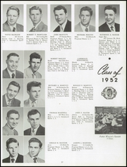 Page 41, 1952 Edition, Aquinas Institute - Arete Yearbook (Rochester, NY) online yearbook collection
