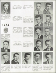 Page 43, 1952 Edition, Aquinas Institute - Arete Yearbook (Rochester, NY) online yearbook collection