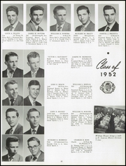 Page 45, 1952 Edition, Aquinas Institute - Arete Yearbook (Rochester, NY) online yearbook collection