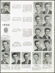 Page 47, 1952 Edition, Aquinas Institute - Arete Yearbook (Rochester, NY) online yearbook collection