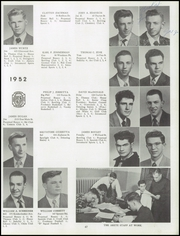 Page 51, 1952 Edition, Aquinas Institute - Arete Yearbook (Rochester, NY) online yearbook collection