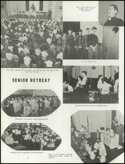 Page 52, 1952 Edition, Aquinas Institute - Arete Yearbook (Rochester, NY) online yearbook collection