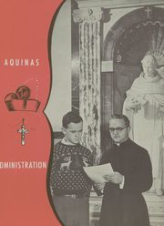 Page 11, 1953 Edition, Aquinas Institute - Arete Yearbook (Rochester, NY) online yearbook collection
