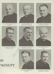 Page 15, 1953 Edition, Aquinas Institute - Arete Yearbook (Rochester, NY) online yearbook collection