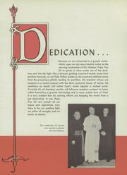 Page 9, 1953 Edition, Aquinas Institute - Arete Yearbook (Rochester, NY) online yearbook collection