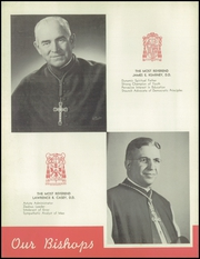 Page 10, 1955 Edition, Aquinas Institute - Arete Yearbook (Rochester, NY) online yearbook collection