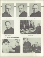 Page 13, 1955 Edition, Aquinas Institute - Arete Yearbook (Rochester, NY) online yearbook collection