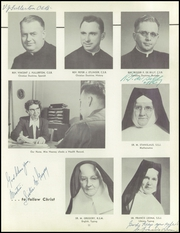 Page 15, 1955 Edition, Aquinas Institute - Arete Yearbook (Rochester, NY) online yearbook collection