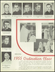 Page 8, 1955 Edition, Aquinas Institute - Arete Yearbook (Rochester, NY) online yearbook collection