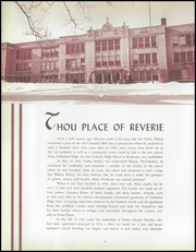 Page 10, 1957 Edition, Aquinas Institute - Arete Yearbook (Rochester, NY) online yearbook collection