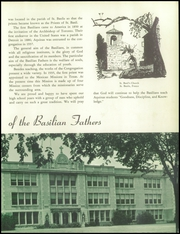 Page 7, 1959 Edition, Aquinas Institute - Arete Yearbook (Rochester, NY) online yearbook collection