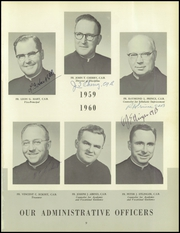 Page 13, 1960 Edition, Aquinas Institute - Arete Yearbook (Rochester, NY) online yearbook collection
