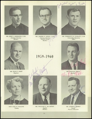 Page 15, 1960 Edition, Aquinas Institute - Arete Yearbook (Rochester, NY) online yearbook collection