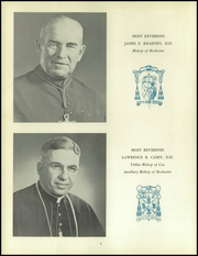 Page 8, 1960 Edition, Aquinas Institute - Arete Yearbook (Rochester, NY) online yearbook collection