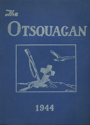 1944 Edition, Van Hornesville High School - Otsquagan Yearbook (Van Hornesville, NY)